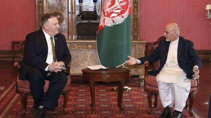 U.S. Cuts $1 Billion in Aid As Political Chaos Roils Afghanistan