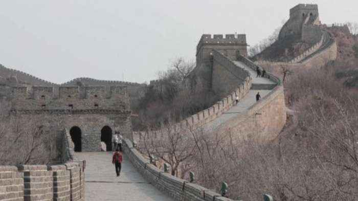 The Great Wall of China and Other Attractions Reopen as the Country Returns to Normal