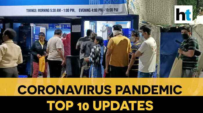 Coronavirus   Pan-India lockdown as cases rise; economic relief: Top 10 updates