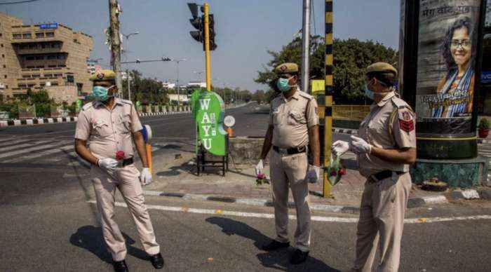 India Puts 1.3 Billion People on Lockdown for 21 Days