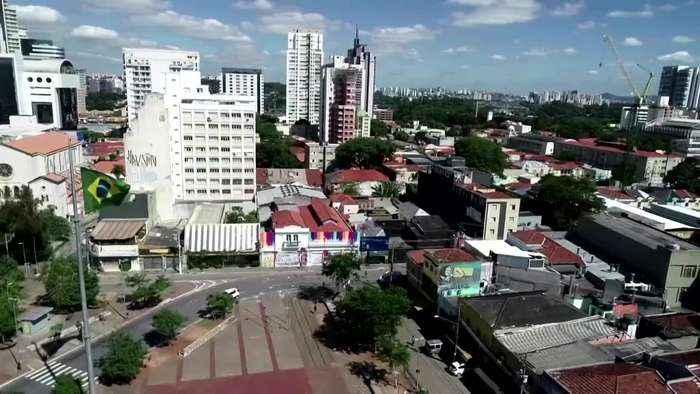 Sao Paulo enters lockdown, without blasé Bolsonaro