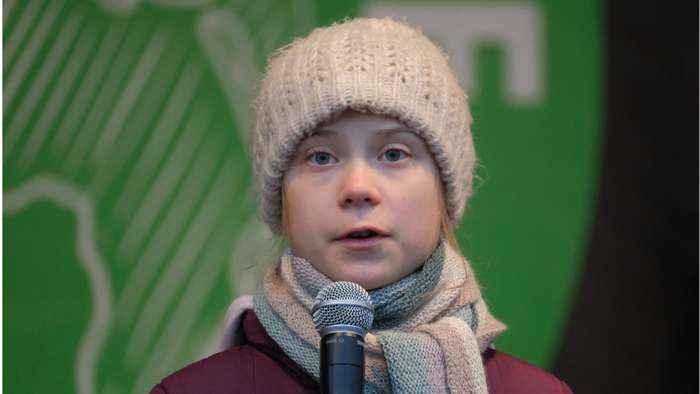 Greta Thunberg Thinks She And Her Father Had Coronavirus