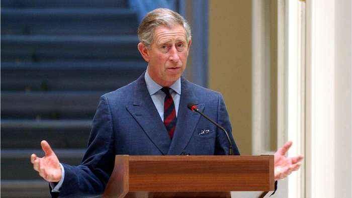 Prince Charles Positive For Coronavirus