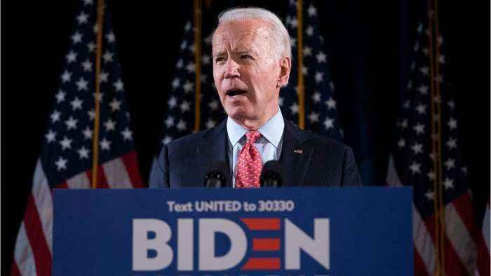 Biden Calls Trump's Easter Plan 'Catastrophic'