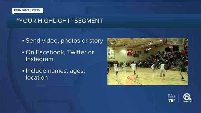 ESPN 106.3 presents 'Your Highlight'