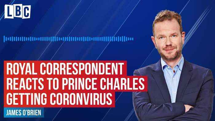 Royal correspondent gives update on Prince Charles after he tests positive for coronavirus