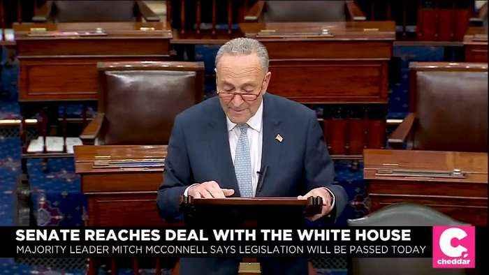 Senate Reaches Deal With White House
