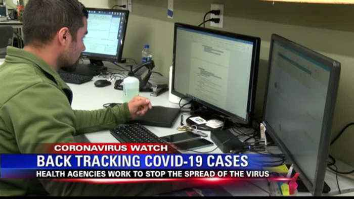 Back tracking confirmed COVID-19 cases to help slow the virus' spread