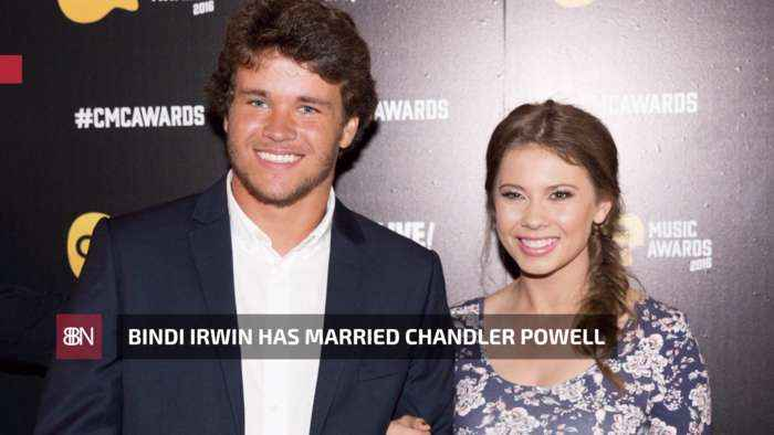 Bindi Irwin Is Off The Market
