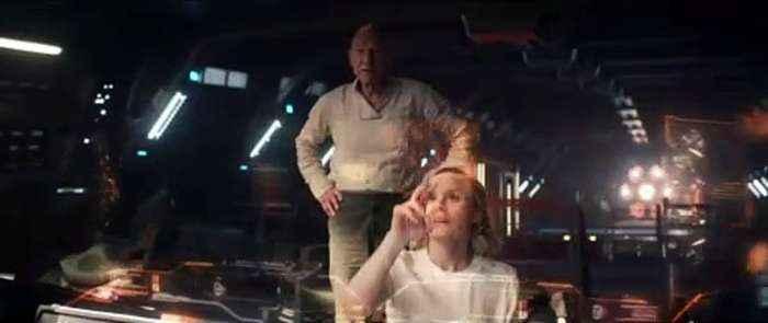 Star Trek Picard S01E10  Et in Arcadia Ego, Part 2 - Clip