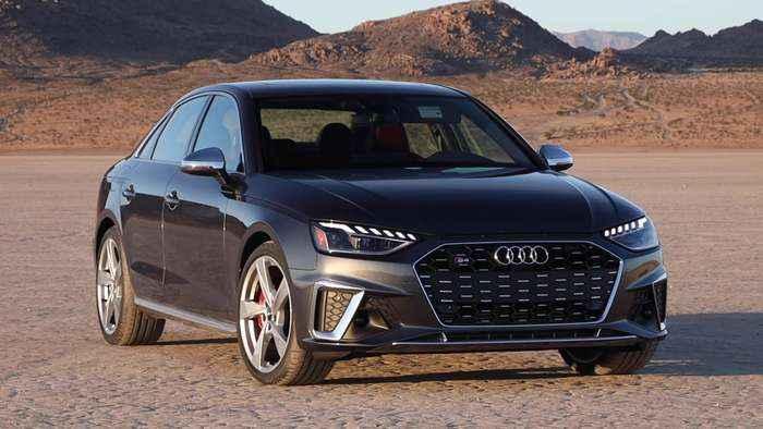 2020 Audi S4 Design Preview