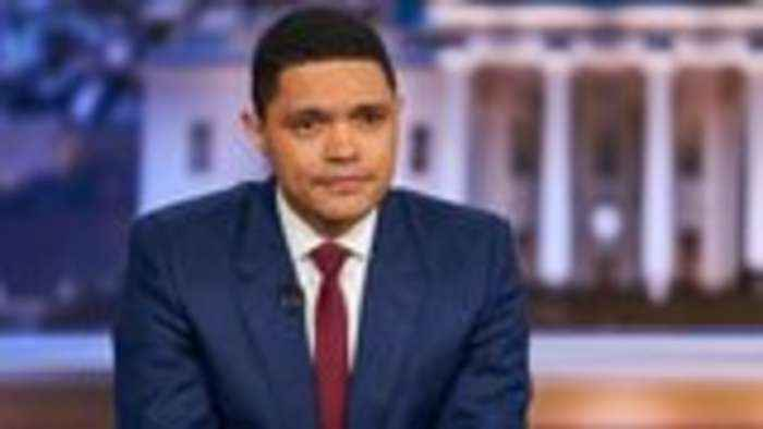 Trevor Noah Weighs In on Trump's Reaction to Coronavirus | THR News