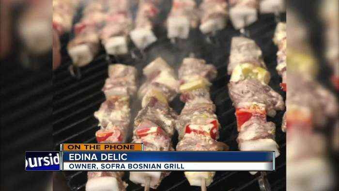 Sofra Bosnian Grill offers take out options