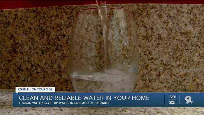 Tucson water reassures people their tap is safe