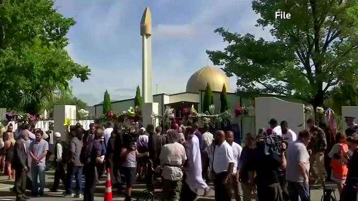 Accused NZ mosque shooter pleads guilty