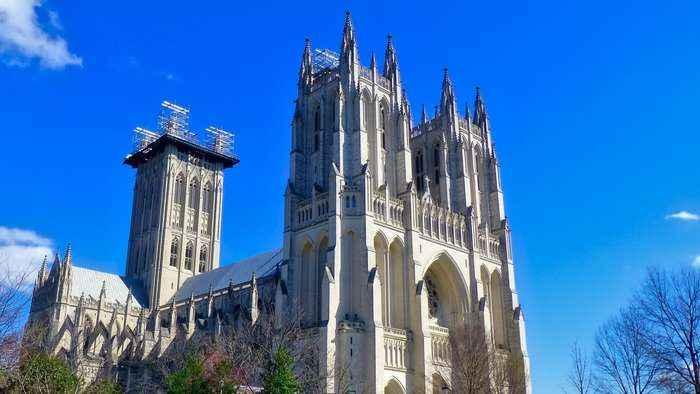 Washington National Cathedral Donates 5,000 Masks To Hospitals