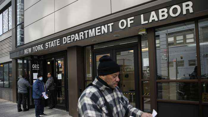 More Than 3 Million Americans File For Unemployment Amid Outbreak
