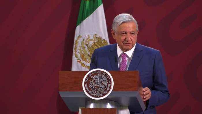 Presidente de México apela a la no intervención en caso de EEUU contra Maduro