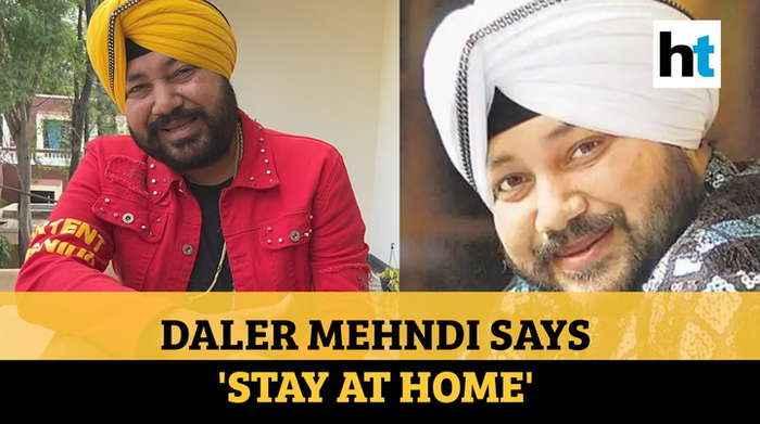 'Darega Corona...': Listen to Daler Mehndi's 'stay home' anthem amid lockdown