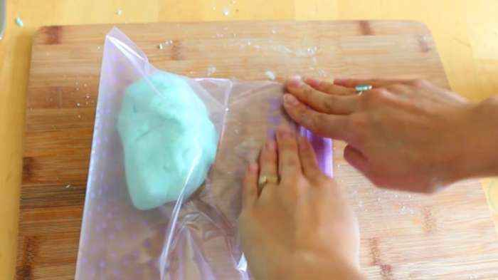 Running Out of Activities? Make Homemade Play Dough in Minutes