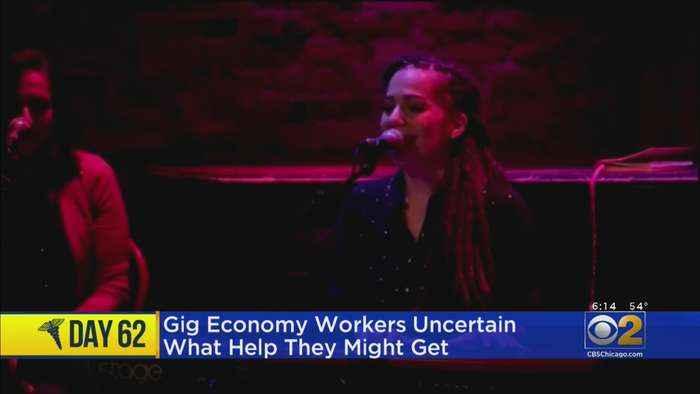 Gig Economy Workers Struggle To Pay Bills During Coronavirus Pandemic