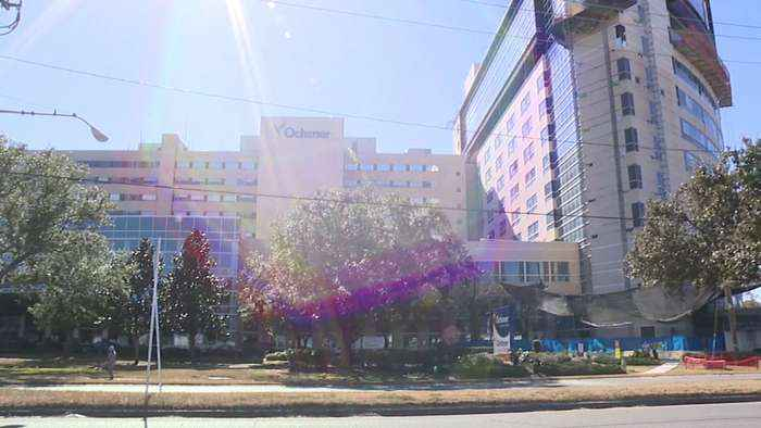 60 Employees at New Orleans Hospital Test Positive for COVID-19, 300 in Quarantine