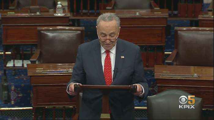 Senate Passes $2 Trillion Economic Rescue Package, Largest Relief Bill In U.S. History