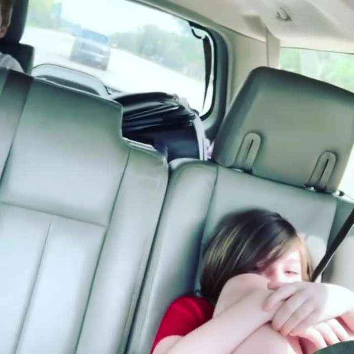 Girl Hysterically Cries Over Mouse Who Was Supposed to be Fed to Her Pet Snake