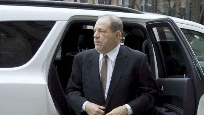 Harvey Weinstein asks to postpone his civil case