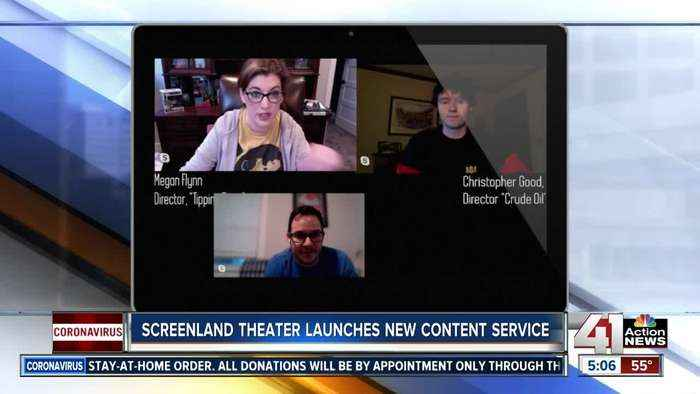 Screenland Theater launches new content service