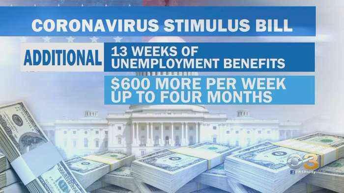 Coronavirus Latest: Senate Passes $2.2 Trillion Economy Relief Package
