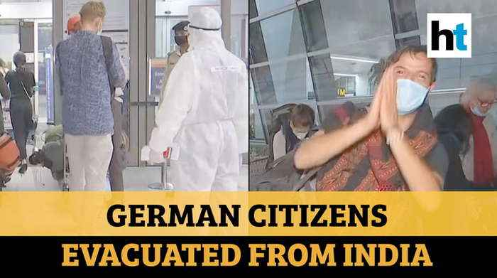 COVID-19: German nationals evacuated from Delhi; thank Indian govt for support