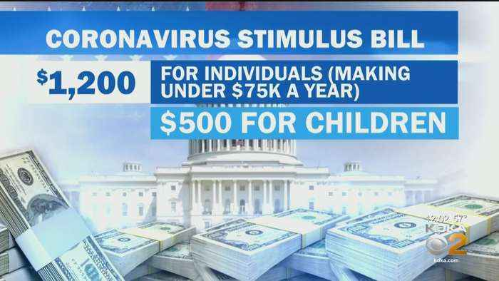 Most Single Americans To Receive $1,200 Payment From Stimulus Package