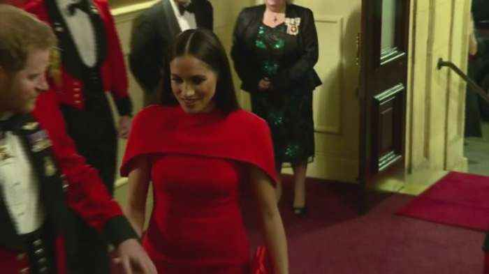Meghan Markle's First Showbiz Role Since Stepping Down Revealed