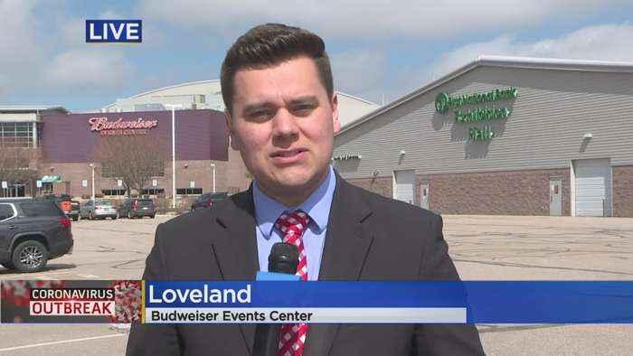 Health Officials Prepare Larimer Fairgrounds For Use As Temporary Hospital