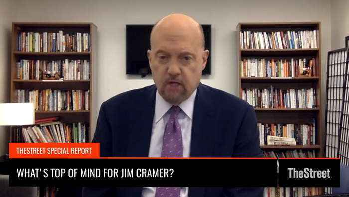 Why Jim Cramer's Focused on the Jobless Claims