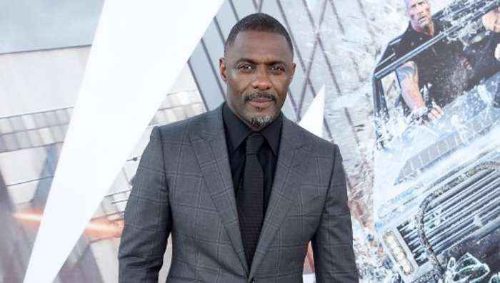 Idris Elba Gives Health Update After Testing Positive for Coronavirus