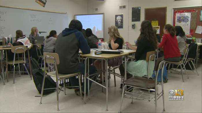 Schools Finding Ways To Help Students Without Internet Access Keep Up With Learning