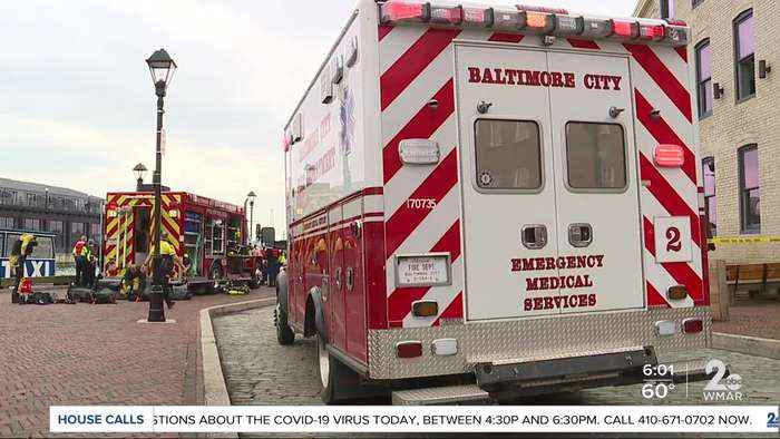 Emergency responders in Baltimore to get stipend