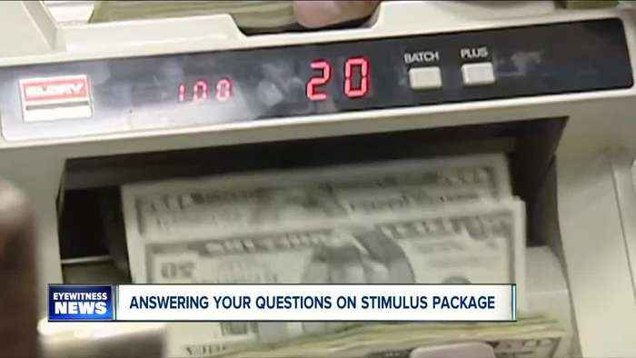 Questions about historic stimulus bill