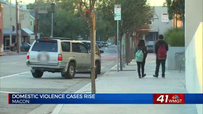 Crisis Line: Domestic violence cases double amid COVID-19