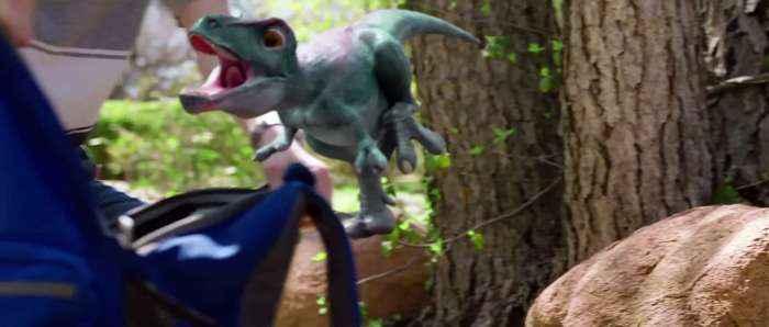 The Adventures Of Jurassic Pet Movie