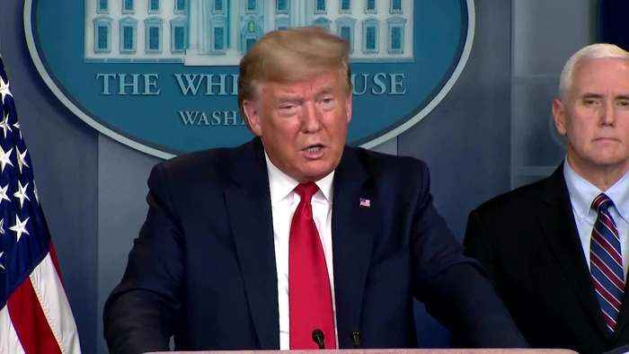 'We have to get back to work' -Trump