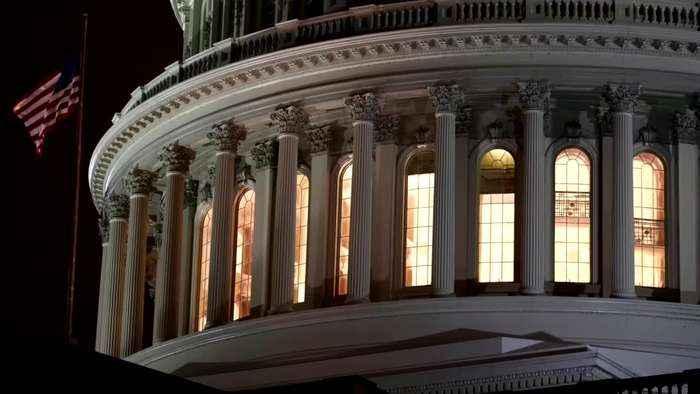 House leaders spar ahead of Friday vote on aid package