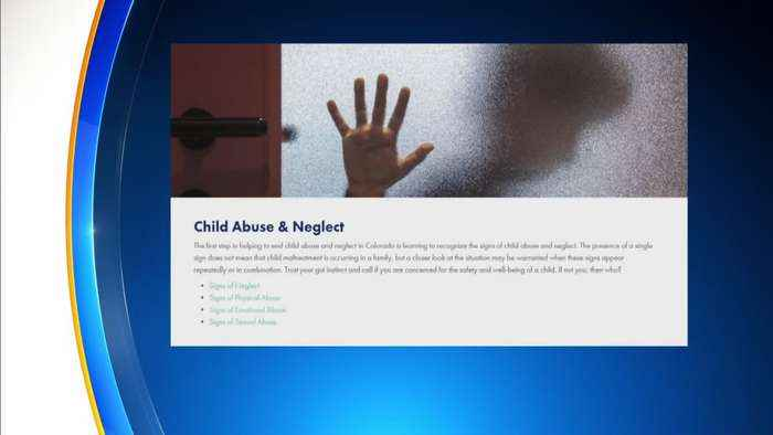 Department Of Human Services Concerned About Abuse During Stay At Home Order
