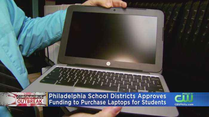 Philadelphia School District Receives OK To Purchase Up To 50,000 Chromebooks For Remote Learning During Pandemic