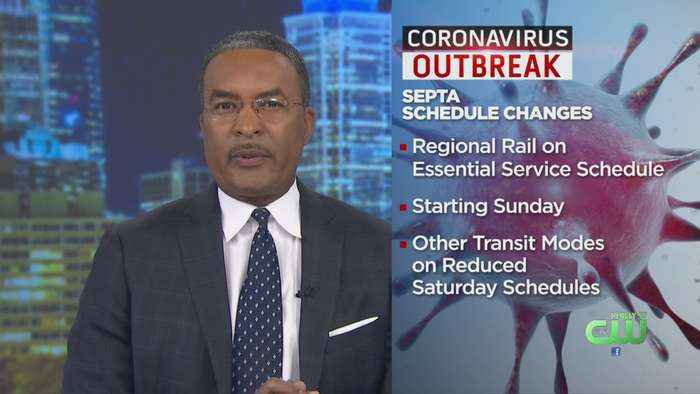 SEPTA, PATCO Make Changes To Operations Due To Coronavirus Outbreak