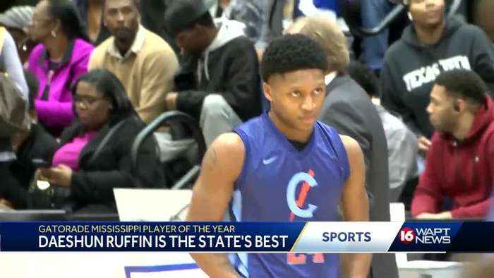 Callaway guard is state Gatorade player of the year