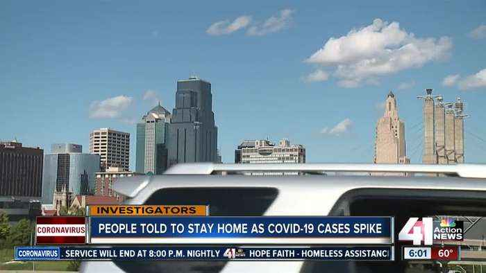 COVID-19 cases double at University of Kansas Health System