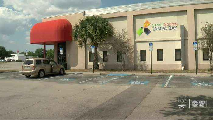 CareerSource Tampa Bay fielding record-number of calls